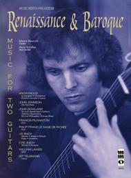 Renaissance & Baroque Music for 2 Guitars