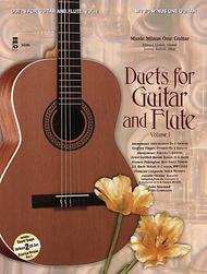Duets for Guitar & Flute - Volume I (Guitar Part)