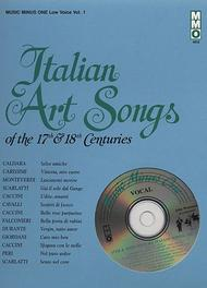 Italian Art Songs of the 17th & 18th Centuries