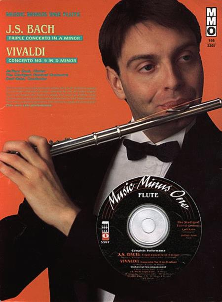 Bach - Triple Concerto in A Minor & Vivaldi - Concerto No. 9 in D Minor