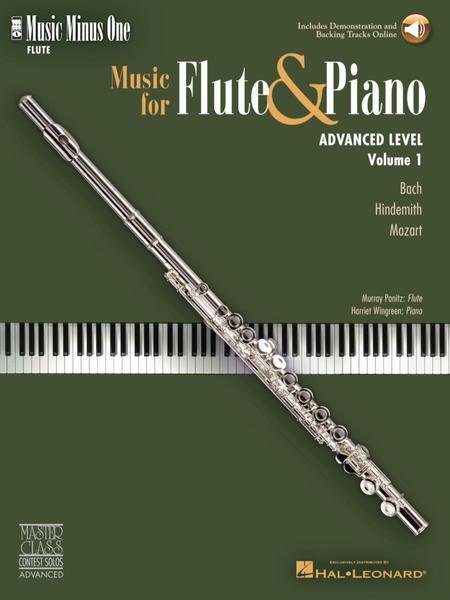 Advanced Flute Solos - Volume 1