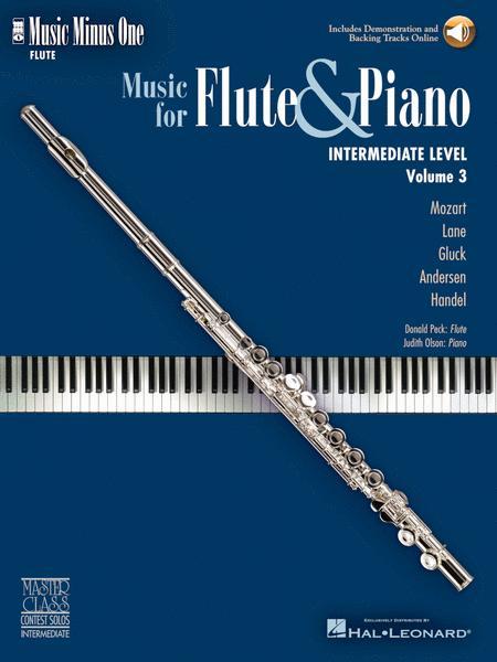 Intermediate Flute Solos - Volume 3