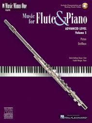 Music for Flute & Piano - Advanced Level Volume 5