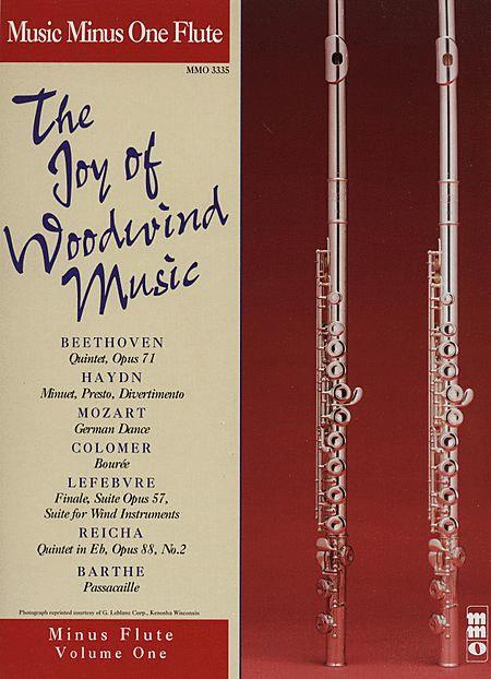 Woodwind Quintets, Volume I: The Joy of Woodwind Music