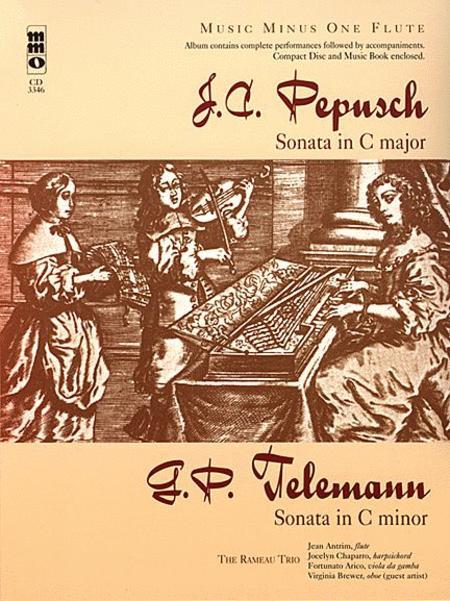 Pepusch - Sonata in C; Telemann - Sonata in C minor