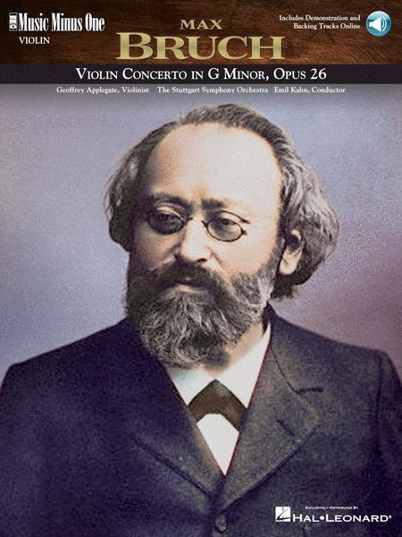 BRUCH Violin Concerto No. 1 in G minor, op. 25