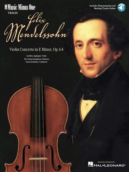 MENDELSSOHN Violin Concerto in E minor, op. 64