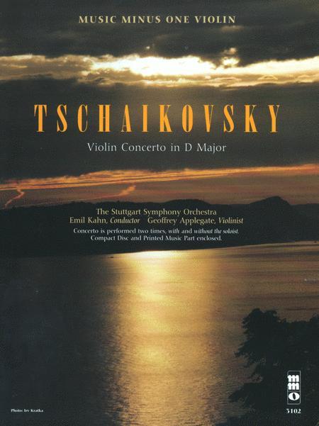 Tchaikovsky - Violin Concerto in D Major, Op. 35