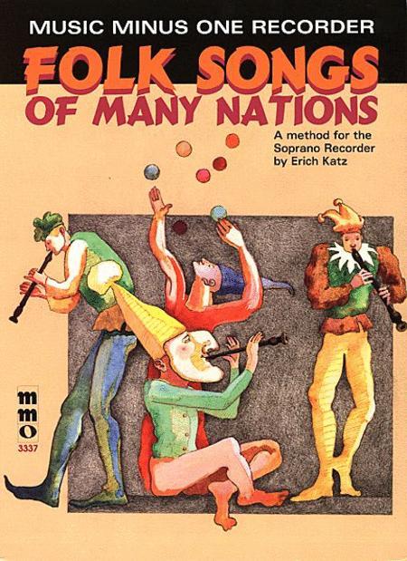 Folk Songs of Many Nations