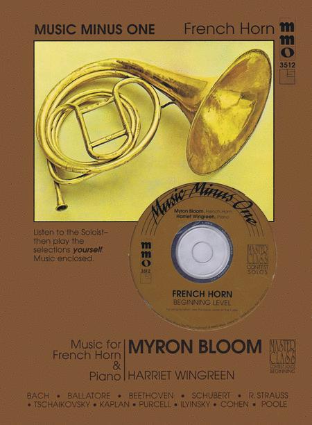 Beginning French Horn Solos - Volume 2
