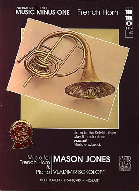 Intermediate French Horn Solos - Volume II