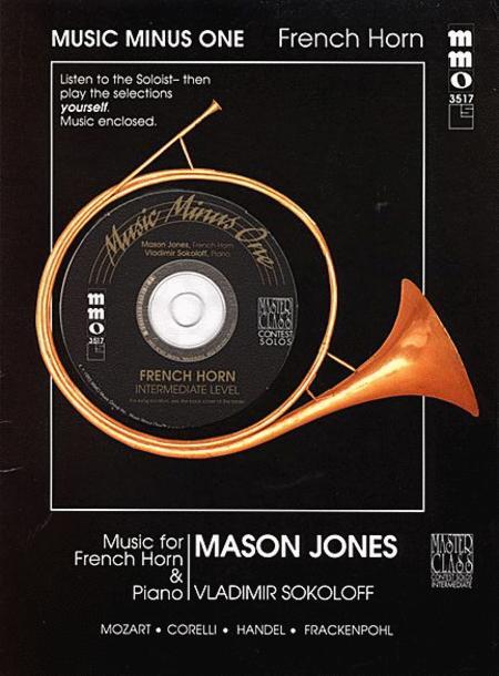 Intermediate French Horn Solos - Volume III