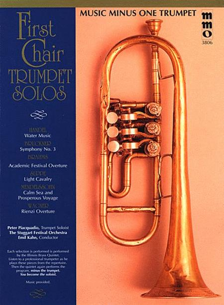 First Chair Trumpet Solos