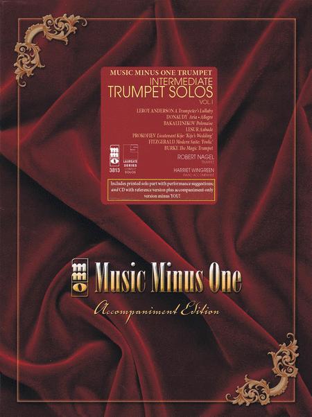 Intermediate Trumpet Solos - Vol. 1