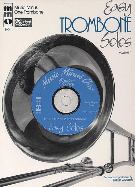 Easy Trombone Solos Vol.1