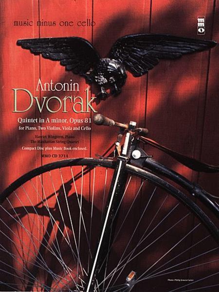 Dvorak - Quintet in A minor, Op. 81