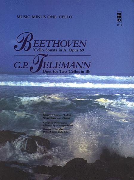 Sonata in A - Cello Duet in B flat op.69