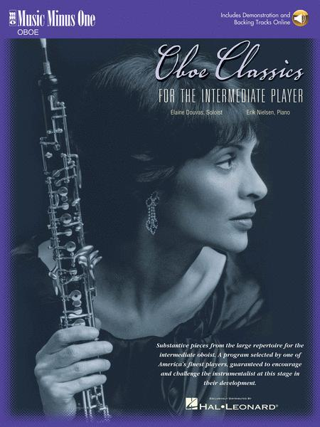 Oboe Classics for the Intermediate Player - Music Minus One