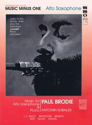 Intermediate Alto Sax Solos - Volume 1