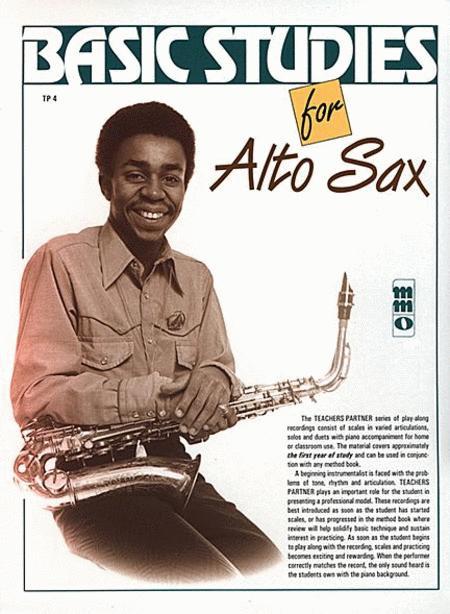 Basic Studies for Alto Sax
