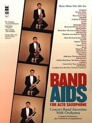 Band Aids for Alto Saxophone