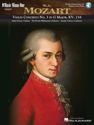 MOZART Violin Concerto No. 3 in G major, KV216 (Digitally Remastered edition)