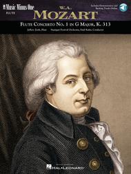 Flute Concerto in G  K.313 (K.285D)