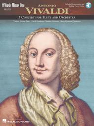 Vivaldi - 3 Concerti for Flute & Orchestra: D Major (RV427); F Major (RV434); G Major (RV438)
