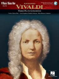 Vivaldi Flute Concerti in D Major (RV429); G Major (RV435); A Minor (RV440)