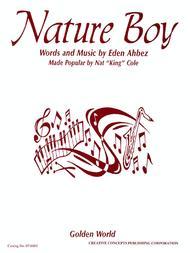 Nature Boy Sheet Music By Nat King Cole Sheet Music Plus