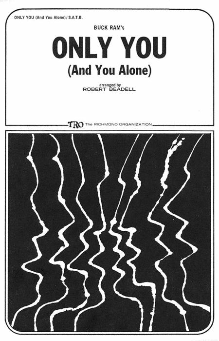 Only You (And You Alone)