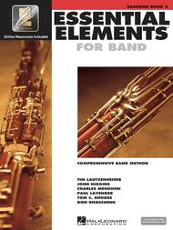 Essential Elements for Band - Bassoon Book 2 with EEi