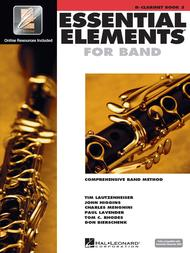 Essential Elements 2000 - Book 2 (Bb Clarinet)