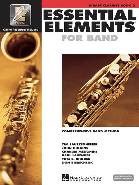 Essential Elements 2000 - Book 2 (Bb Bass Clarinet)