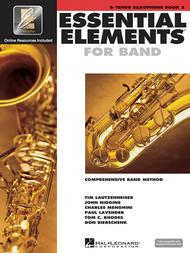 Essential Elements for Band - Book 2 with EEi (Bb Tenor Saxophone)