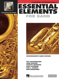 Essential Elements 2000 - Book 2 (Eb Baritone Saxophone)