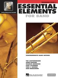 Essential Elements for Band - Trombone Book 2 with EEi