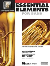 Essential Elements for Band - Book 2 with EEi (Tuba)