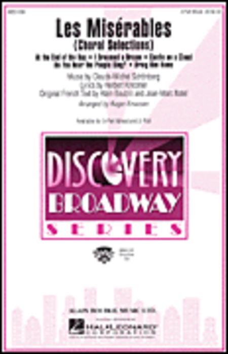 Les Miserables - ShowTrax CD