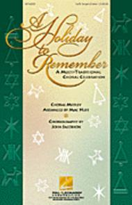 A Holiday to Remember - A Multi-Traditional Choral Celebration (Medley) - ShowTrax CD