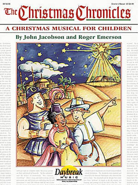 The Christmas Chronicles  - Choirtrax CD
