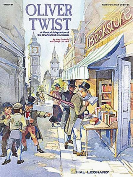 Oliver Twist - ShowTrax CD (CD only)