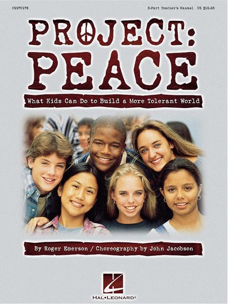 Project: Peace - 2 Part Teacher's Edition