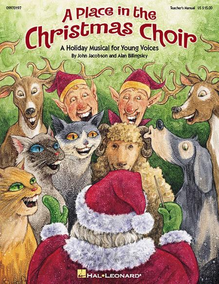 A Place in the Christmas Choir - Teacher's Edition