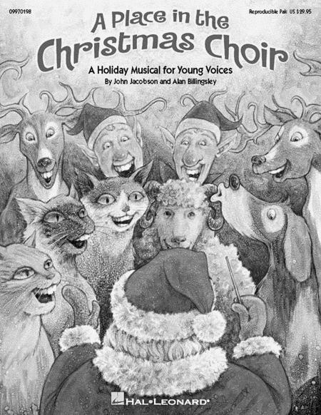 A Place in the Christmas Choir - Reproducible Pak