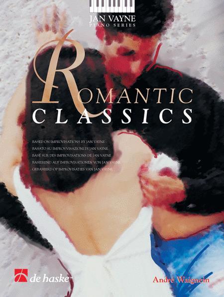 Romantic Classics Jan Vayne Piano Series