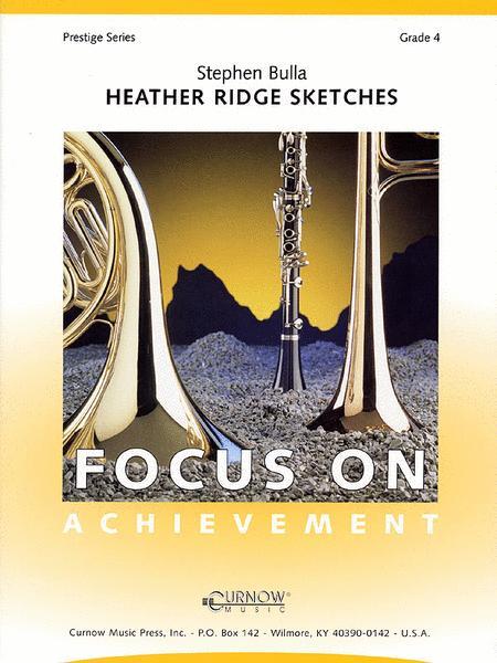 Heather Ridge Sketches