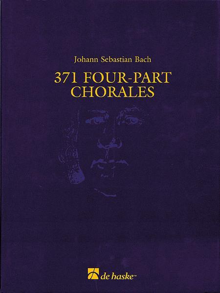 371 Chorals a quatre voix