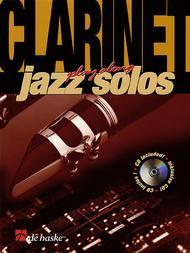 Allen Vizzutti: Clarinet Play-Along Jazz Solos