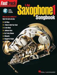 FastTrack Alto Saxophone Songbook - Level 1